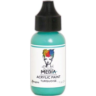 Dina Wakley Media Acrylic Paint - turquoise