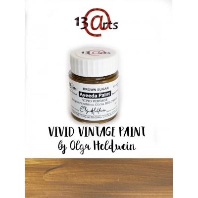 Ayeeda Vivid Vintage - Barna cukor