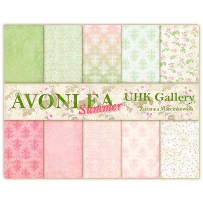 Avonlea Summer 12x12 kollekció