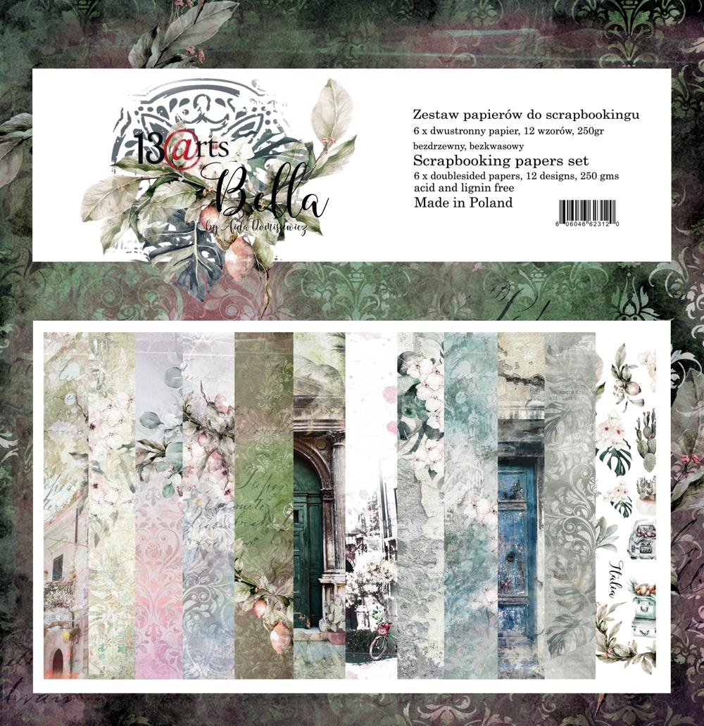 BELLA 12x12-es kollekció