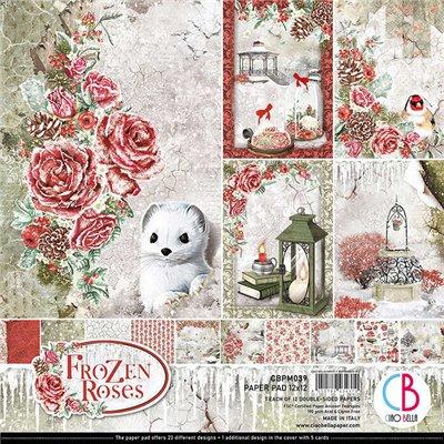"""Frozen Roses kollekció 12""""x12"""""""