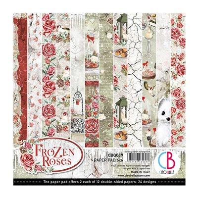 """Frozen Roses kollekció 6""""x6"""""""