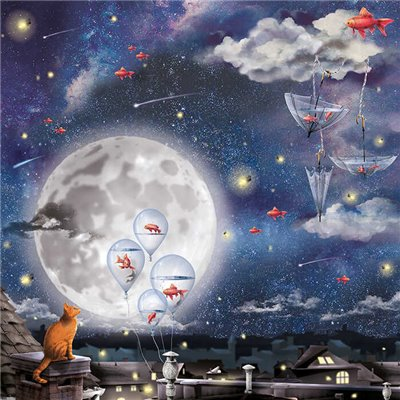 """Moon & Me kollekció 6""""x6"""""""