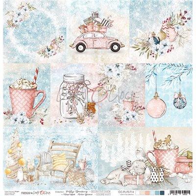 Frosty Sparking - kártyák kivágóív