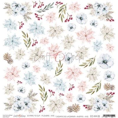 Flowers - XXII kivágóív