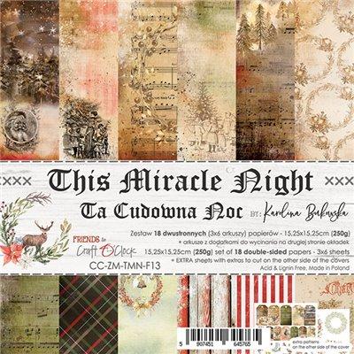 This Miracle Night - papírkészlet 15,25x15,25cm