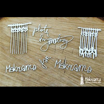 Makrama - Szett des.5