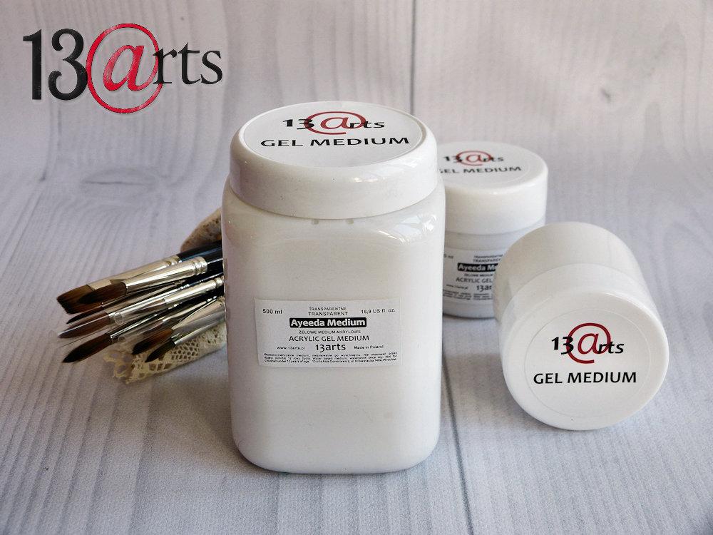 Ayeeda Gel Medium (500 ml-es kiszerelés)