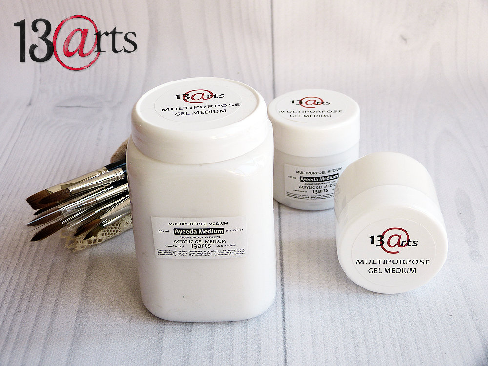 Ayeeda Multipurpose Gel Medium (500 ml-es kiszerelés)