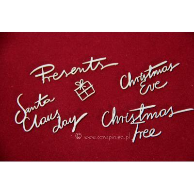 Karácsonyi feliratok