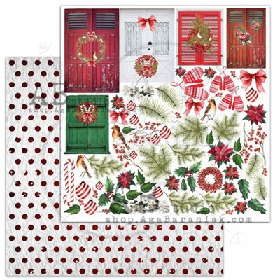 A Holly Jolly Christmas sheet 6 - Jolly elements