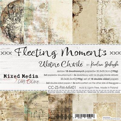 Fleeting Moments - papírkészlet 20,3x20,3cm