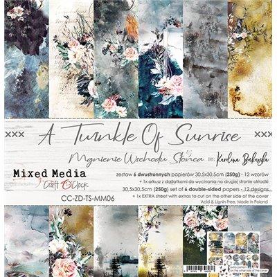 A Twinkle of Sunrise - papírkészlet 30,5x30,5cm