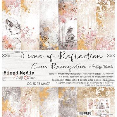 Time of Reflection - papírkészlet 30,5x30,5cm