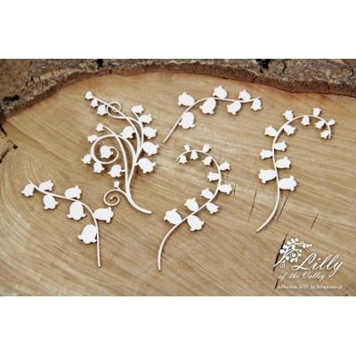 Lily of the Valley virágok