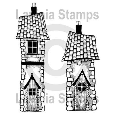 Bellas House polimer bélyegző