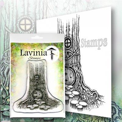 Druid's Inn polimer bélyegző