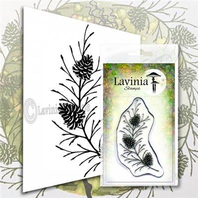 Fir cone Branch polimer bélyegző