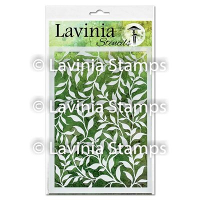 Laurel - Lavinia Stencil polimer bélyegző