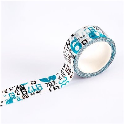 AALL and Create washi tape des.3 - Ponder