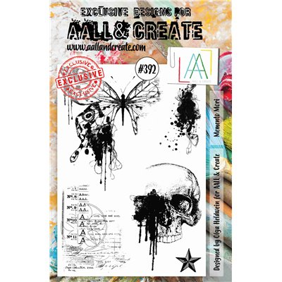 AALL and Create A5-ös bélyegző no.392