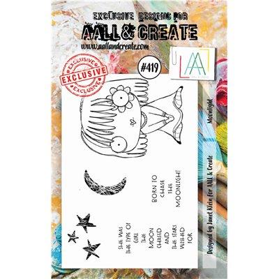 AALL and Create A7-es bélyegző no.419