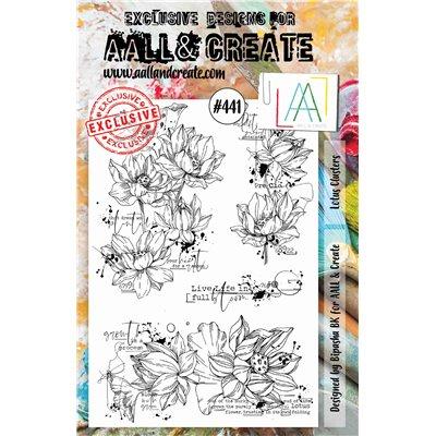 AALL and Create A5-ös bélyegző no.441