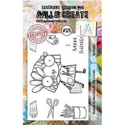 AALL and Create A7-es bélyegző no.378
