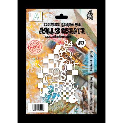 AALL and Create vágókés no.022