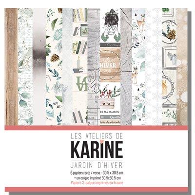 """Jardin d'Hiver 12"""" kollekció"""