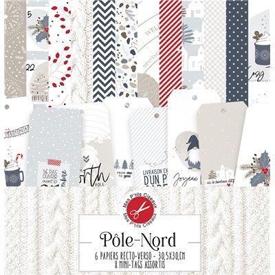 """POLE NORD - 12""""-es kollekció"""