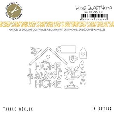 Home Sweet Home vágókés