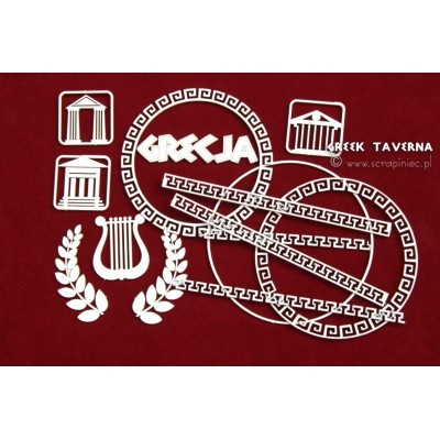 Greek Tavern szimbólumok