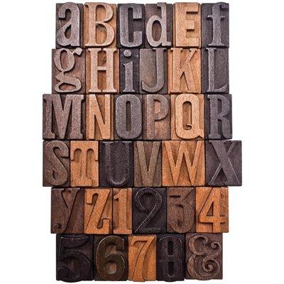 Tim Holtz - Idea-ology Letterpress