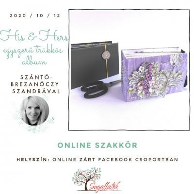 His & Hers - egyszerű trükkös album - ONLINE SZAKKÖR