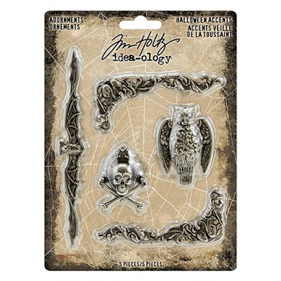Idea-ology - Tim Holtz - Halloween Accents (5db)