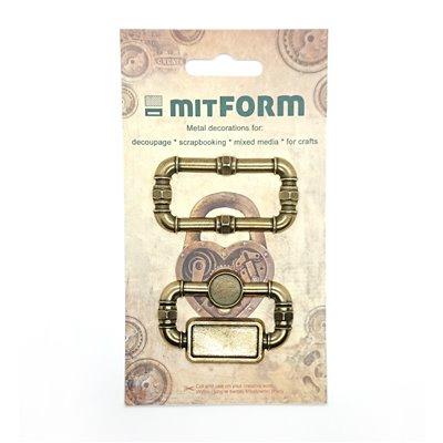 Mitform Frame 1 Metal Embellishments