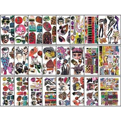 Dylusions Collage Sheets Set des.1