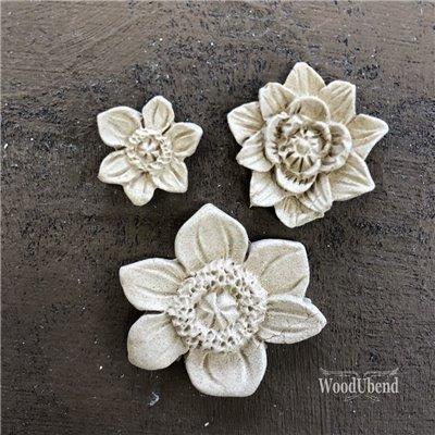 Virág szett - 3db