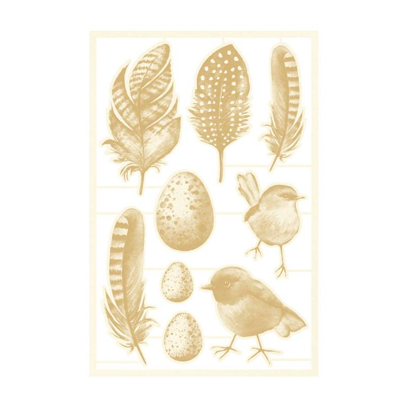 The Four Seasons - Spring - chipboard szett 02