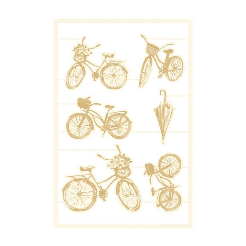 The Four Seasons - Spring - chipboard szett 03