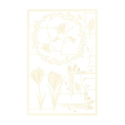 The Four Seasons - Spring - chipboard szett 04