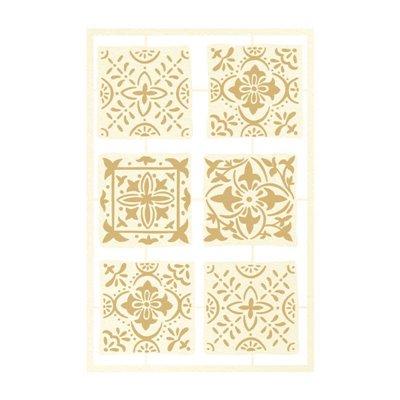 The Four Seasons - Summer - chipboard szett 03