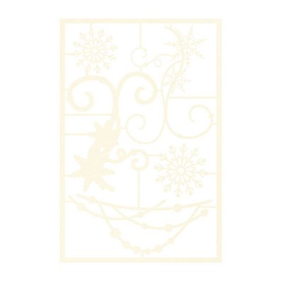 The Four Seasons - Winter - chipboard szett 02