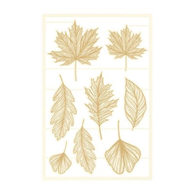 The Four Seasons - Autumn - chipboard szett 01
