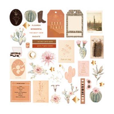 Golden Desert kollekció - Ephemera - 40db