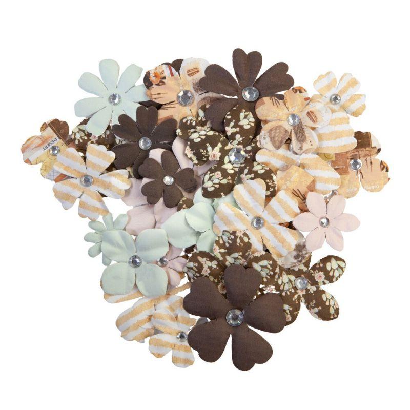 Prima Flowers - Golden Desert - Nogal