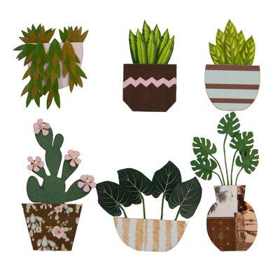 Prima Flowers - Golden Desert - Cactus