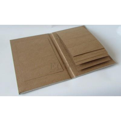Vízesés album - kraft (15x23 cm)