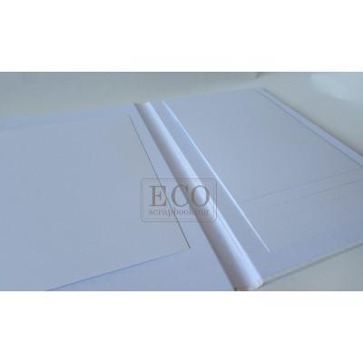 Vízesés album - fehér (15x23 cm)